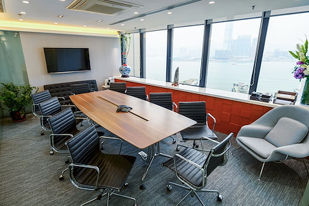 【VOFFICE】 Harbour View Serviced Office - Meeting Room 1