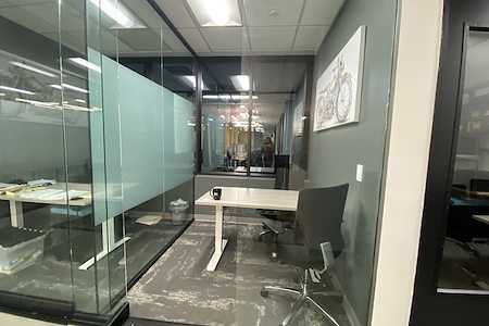 Downtown Works - Private Office 327 (1 Person)