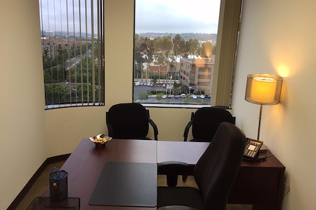 (MV1) Mission Valley - Window Office #30 - Available July 1st
