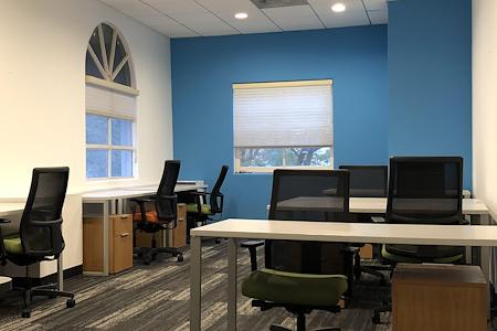 BLANKSPACES Culver City - Windowed Team Office #12