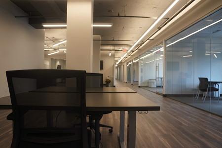 Capital Workspace - Bethesda - Open Desk 1