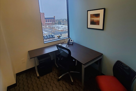 Regus | South Vaughn Way - Office 521