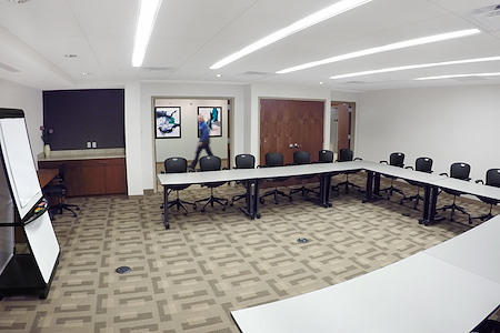 Metro Offices - Fairfax - Commonwealth Training Room
