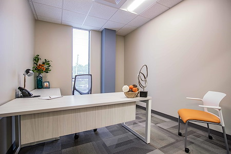 Office Evolution - Cary - Large window office