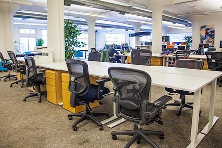 SOMAcentral   San Francisco (Townsend) - Monthly Dedicated Desks