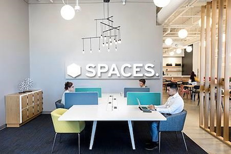 SPACES San Mateo Clocktower - Membership - Open Co-Working