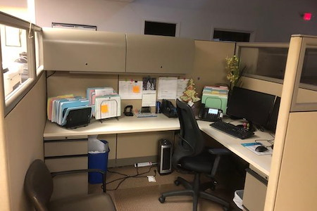 Key Media Inc. - Dedicated Desk 5