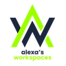 Logo of Alexa's Workspaces - Ft.Lauderdale