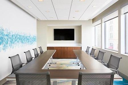 AC Hotel Dallas Downtown - Majestic Boardroom