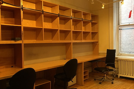 the Cable Building - cable building private office