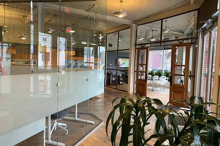 NJ Office Share - Union City, NJ - Private office