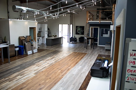 Cal Home Co - Production Space