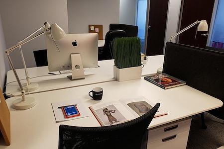 BeOffice | URBAN WORKSPACES - Permanent Desk