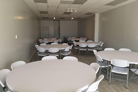 The Social Avenue - Meeting Room