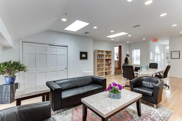 Dupont Circle Business Incubator (DCBI) - Suite 301 Loft Offices