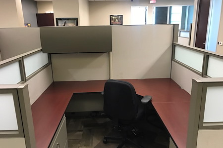 RK Management Partners, Inc. - Extra-large Private Cubicle