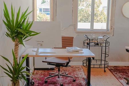 1835 Creative Studios - Dedicated Desk for $150