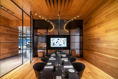 BEI San Francisco - SUM Private Dining