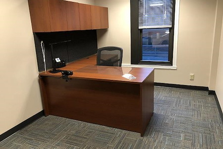 BusinessWise (Law & Finance Building) - Day Pass: Suite 300F-Private Office