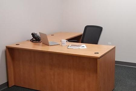 Aston Business Center, Inc. - Suite 110