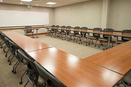 Symphony Workplaces -Westport CT - The Training Room