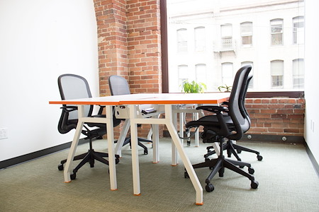 Galvanize | Pioneer Square - 2nd Floor Private Office #1