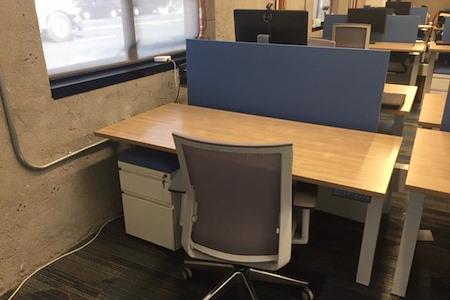 Playworks - Dedicated Desk