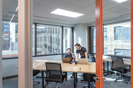 Novel Coworking Trinity Place - Corner Office #523
