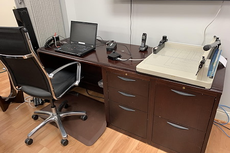 TLF Publications, Inc. - Chair & Desk 3