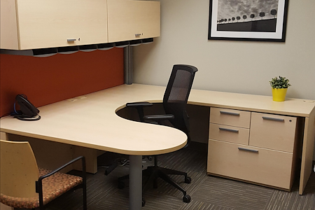 Office Evolution - Greenwood Village/Denver Tech Center - Beautiful Executive Suite!