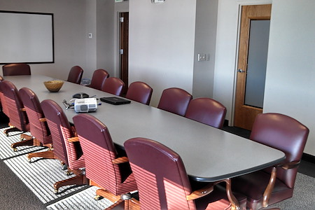 Secure Offices - Large Conference Room (330)