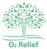 Logo of O2 Relief Meeting Room