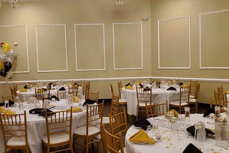 Pasha Mediterranean - Meeting Room 1