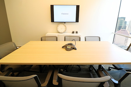 "fabbit Global Gateway ""San Francsico"" - Meeting Room 1"