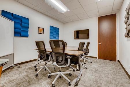 Office Evolution - One Cherry Creek - Office 35 (4 ppl w/Social Dist.)