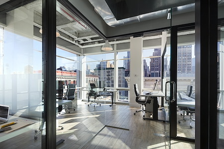 Cubico- Soho - 6-8 PERSON OFFICE IN SOHO*