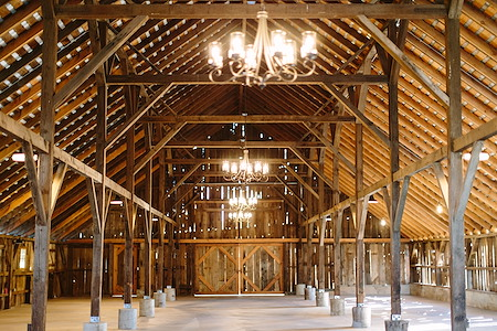 The Haven at Tomales - Rustic & Private Barn Conference Center