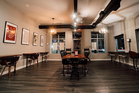 Farmington Co-Work - The Social - Meeting Space