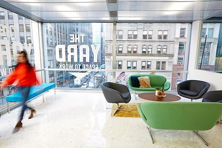 The Yard: Bryant Park - Office for 8 (interior)