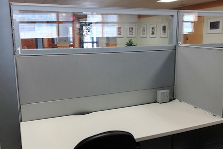 Ketchum Works - Premier Hot Desk 1