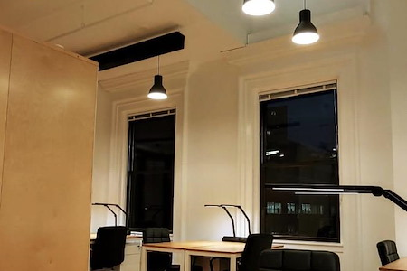 Known Coworking - Dedicated Desks