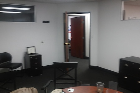 Woodward Ave and Big Breaver Rd - Main Office