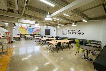 Upward Hartford - Shared Desk