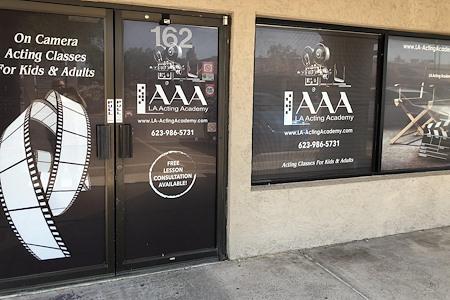 LA ACTING ACADEMY - Office 1