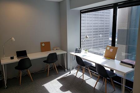 BeOffice | URBAN WORKSPACES - Large Focus Room #1