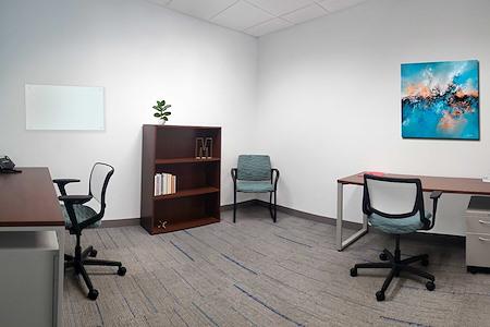 Metro Offices - One Metro Center - Private Interior office $1250/mo