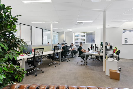 Aeona - Office Space | Desk Space | Sydney