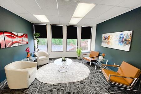 DeGratia Office - 1 Person Office - Interior