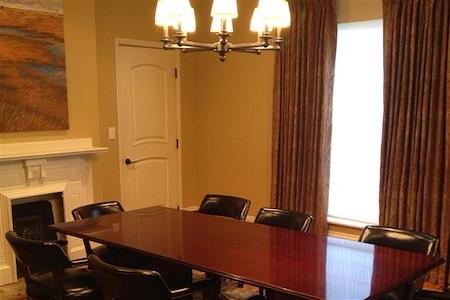 Hardwood Properties - Main Conference Room