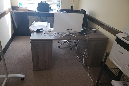 Elite Search Professionals - Open Desk 1